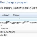 RemoveProgram