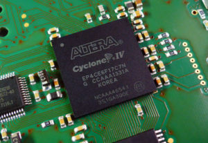 Altera Cyclone FPGA